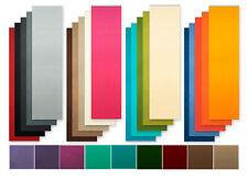 Schiebegardine Vorhang Wildseide Optik halbtransparent 60x245 Flächenvorhang