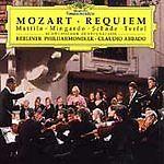Mozart: Requiem - Claudio Abbado (CD, 1999, Deutsche Grammophon) - New!
