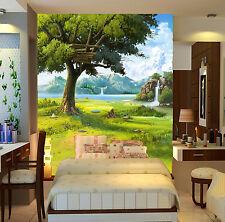 3D Beautiful Natural Scenery 31 Wall Paper Wall Print Decal Wall AJ Wall Paper