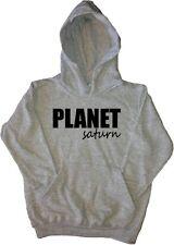 Planet Saturn Kids Hoodie Sweatshirt