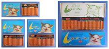 Pastelli colorati a olio LIBERTY OIL PASTEL vintage gatto gattino mici tipo cera
