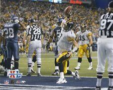 Ben Roethlisberger Steelers Super Bowl touchdown   8x10 11x14 16x20 photo 484
