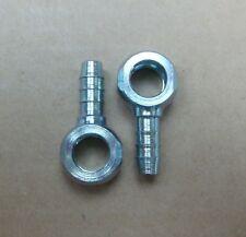 Ringnippel mit Schlüsselfläche für PA-Rohr in verschiedenen Abmessungen