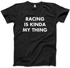 RACING è piuttosto la mia SPECIALITA' - Racer f1 Da Uomo Unisex T-shirt