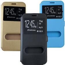 Custodia ALL VIEW cover per Samsung Galaxy S7 Edge G935F case stand due finestre