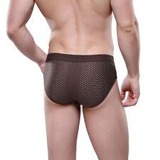 """Men's Underwear Breathable Mesh back Brief Size  (Waist 28"""" to 41"""")  #091-B"""
