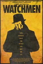 158252 WATCHMEN - DC Comics USA Super Hero Movie Wall Print Poster Affiche