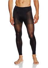 Glamory Thermoman 100 Men leggings Plus Size 14 to 36 (4XL) Footless Tights