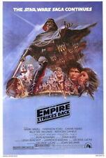 66194 The Empire Strikes Back Movie Mark Hamill Wall Print Poster CA