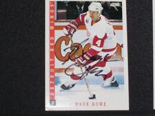 MARK HOWE AUTOGRAPHED 1993-1994 SCORE CARD