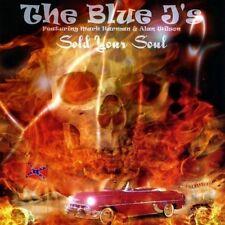 BLUE Js Sold Your Soul CD Neo Rockabilly feat Alan Wilson Mark Harman (Restless)