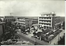 43797 vecchia cartolina cattolica gruppo grandi alberghi  spedita nel 1963