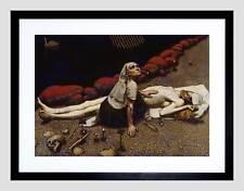Akseli galo Kallela Lemminkainen's mother impresión arte enmarcado B12X003