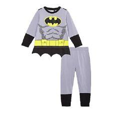 pyjama garçon Batman Ensemble Enfants gris noir jaune super héros