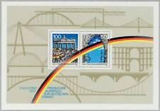 BRD 1990: Grenzöffnungs- und Mauerfall-Block Nr. 22, postfrisch! 1A! 1510