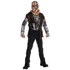 Terminator Costume Kids Halloween Fancy Dress