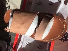 VANESSA WU été 2017 : sandales plates à lacets, neuves, étiquetées valeur 39€