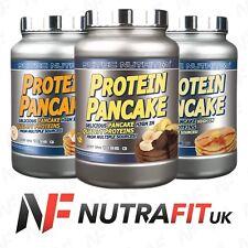 SCITEC NUTRITION PROTEIN PANCAKE whey egg casein powder