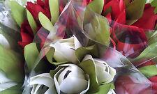 Strauß Kunstblumen Kunstblume Tulpen Tulpenstrauß Tulpenstrauch Seidenblume