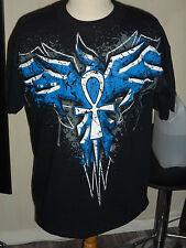 T-SHIRT CATCH TNA CHRISTOPHER DANIELS NO TAILLE : S,M,L,XL,2X ALL SIZE HOMME/MEN