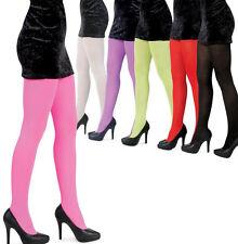 Strumpfhose diverse Farben uni Onesize Karneval Fasching Accessoire 125624213