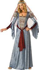 Sexy Adult Halloween InCharacter Renaissance Maid Marian Robinhood Costume