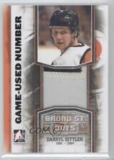 2011-12 In the Game Broad Street Boys Series #M-34 Darryl Sittler Hockey Card