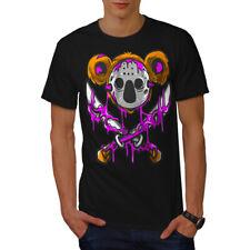 Wellcoda Koala meurtre T-shirt homme, Cool Design graphique imprimé Tee