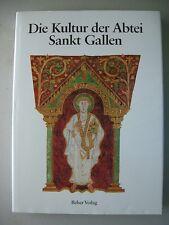 Kultur der Abtei Sankt Gallen 1990 Kloster Abteigeschichte Gebetsverbrüderungen