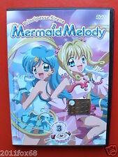 Principesse Sirene Mermaid Melody DVD N° 3 usato come nuovo 3 Episodi 75 Minuti