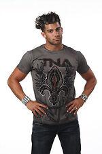 Official TNA Rebel Spirit Fleur De Lis Premium T-Shirt