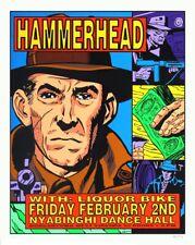 Hammerhead Frank Kozik Limited Edition Print