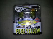 9004 Pure Yellow Bulb Xenon 65/45 Watt Headlight HID 2800k Spark Hibrid JDM