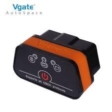 Car Code Reader Diagnostic Scanner Tool Universal ODB2 Bluetooth Adapter ELM327