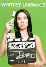 Whitney Cummings: Money Shot (DVD, 2011) VG