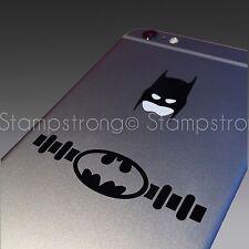 BATMAN DARK KNIGHT V2 BELT Sticker Decal for iPhone 5 5S 6 PLUS Apple Objects