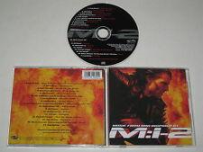 SOUNDTRACK/MISSION IMPOSSIBLE 2 (EDEL 0110302HWR) CD