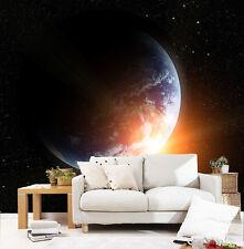 3d 23 Light Earth Wall Mural fotocarta wallpaper wall background image print