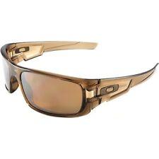 e4f36e2a2a Oakley Hombre Gafas de Sol Unisex Marrón rectangular | eBay
