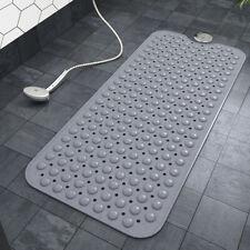 Eco-friendly PVC Long Toilet Non Slip Floor Mat Bathroom Shower Suction Food Pad