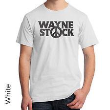 Waynestock Graphic T-Shirt Wayne's World 2 Concert Festival SNL 90s 284