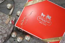 NEW Coach Medium /Large Gift Box Storage Box for Handbag Bag