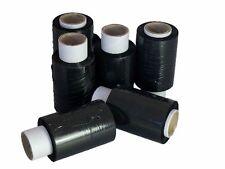 Black Mini Pallet Stretch Shrink 100mm x 150m x 15/17 micron Choose Qty