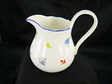 La Vie Streublumen * Milchkännchen * Bone China