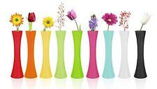 Tischvase 11 Varianten 25,5 cm Blumenvase Glasvase Geschenkvase Vase Glasvase