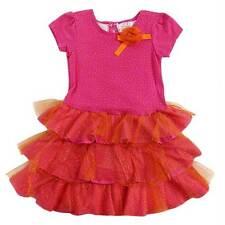 Girls Frilly Dress Sizes 2,3,4,6