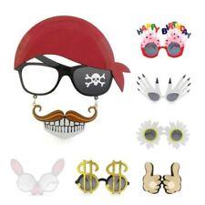 Divertido Foto Prop Broma Novedad Gafas De Disfraz favor de fiesta accessorios