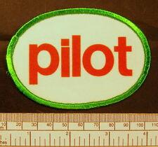 "SEW-ON PATCH ""PILOT"" 90x60mm"