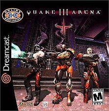 Sega Dreamcast Quake III Arena NEW factory sealed FREE SHIPPING