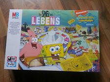 Brettspiel Das Spiel des Lebens Spongebob Schwammkopf Edition Ersatzteile Ersatz